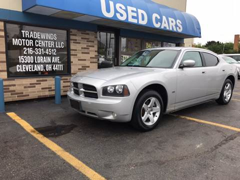 2010 Dodge Charger for sale at TRADEWINDS MOTOR CENTER LLC in Cleveland OH