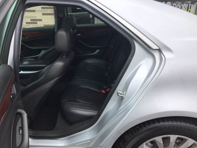2010 Cadillac CTS for sale at TRADEWINDS MOTOR CENTER LLC in Cleveland OH