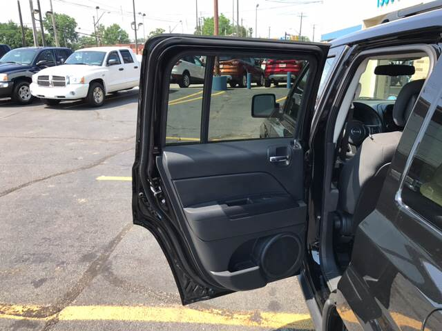 2016 Jeep Patriot for sale at TRADEWINDS MOTOR CENTER LLC in Cleveland OH