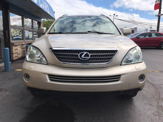 2006 Lexus RX 400h for sale at TRADEWINDS MOTOR CENTER LLC in Cleveland OH