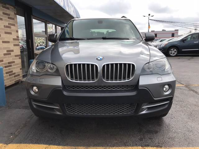 2007 BMW X5 for sale at TRADEWINDS MOTOR CENTER LLC in Cleveland OH