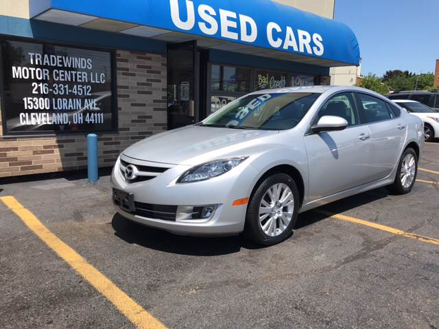 2009 Mazda MAZDA6 for sale at TRADEWINDS MOTOR CENTER LLC in Cleveland OH