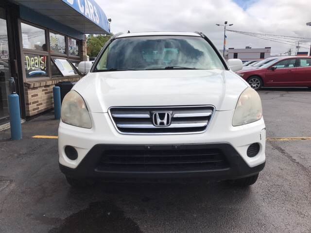 2005 Honda CR-V for sale at TRADEWINDS MOTOR CENTER LLC in Cleveland OH