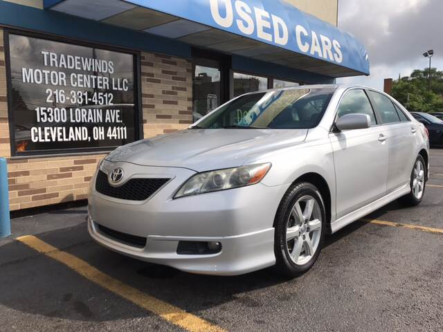 2009 Toyota Camry for sale at TRADEWINDS MOTOR CENTER LLC in Cleveland OH