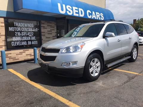 2011 Chevrolet Traverse for sale at TRADEWINDS MOTOR CENTER LLC in Cleveland OH