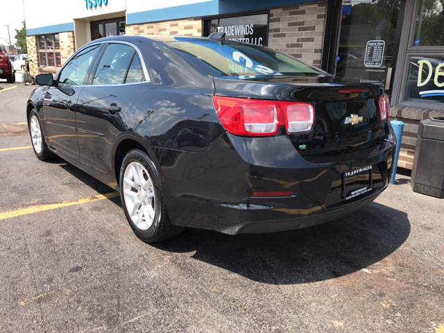 2015 Chevrolet Malibu for sale at TRADEWINDS MOTOR CENTER LLC in Cleveland OH