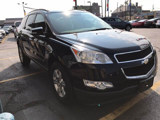 2010 Chevrolet Traverse for sale at TRADEWINDS MOTOR CENTER LLC in Cleveland OH