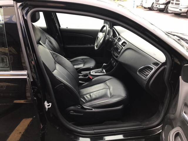 2013 Chrysler 200 for sale at TRADEWINDS MOTOR CENTER LLC in Cleveland OH