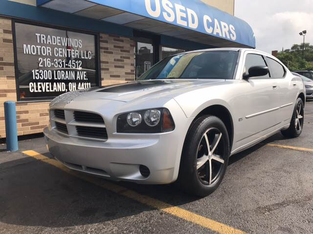 2007 Dodge Charger for sale at TRADEWINDS MOTOR CENTER LLC in Cleveland OH