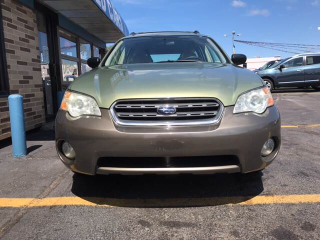 2006 Subaru Outback for sale at TRADEWINDS MOTOR CENTER LLC in Cleveland OH
