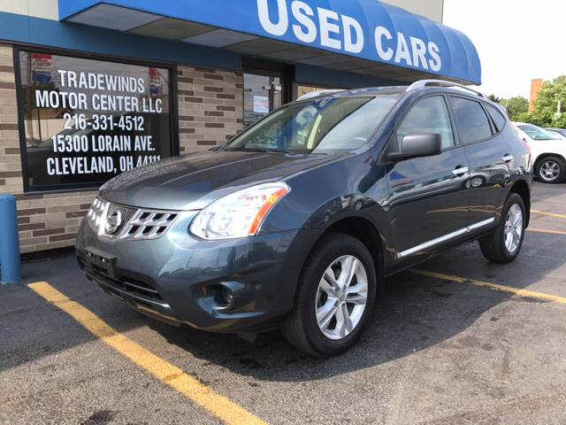 2015 Nissan Rogue Select for sale at TRADEWINDS MOTOR CENTER LLC in Cleveland OH