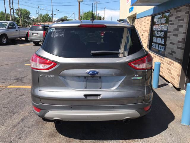 2014 Ford Escape for sale at TRADEWINDS MOTOR CENTER LLC in Cleveland OH