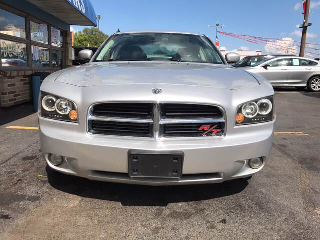 2009 Dodge Charger for sale at TRADEWINDS MOTOR CENTER LLC in Cleveland OH