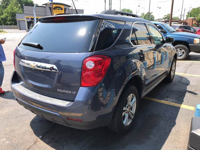2014 Chevrolet Equinox for sale at TRADEWINDS MOTOR CENTER LLC in Cleveland OH