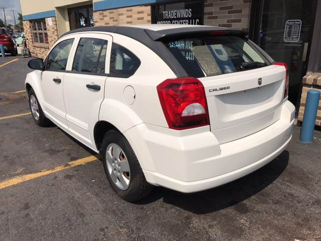 2008 Dodge Caliber for sale at TRADEWINDS MOTOR CENTER LLC in Cleveland OH