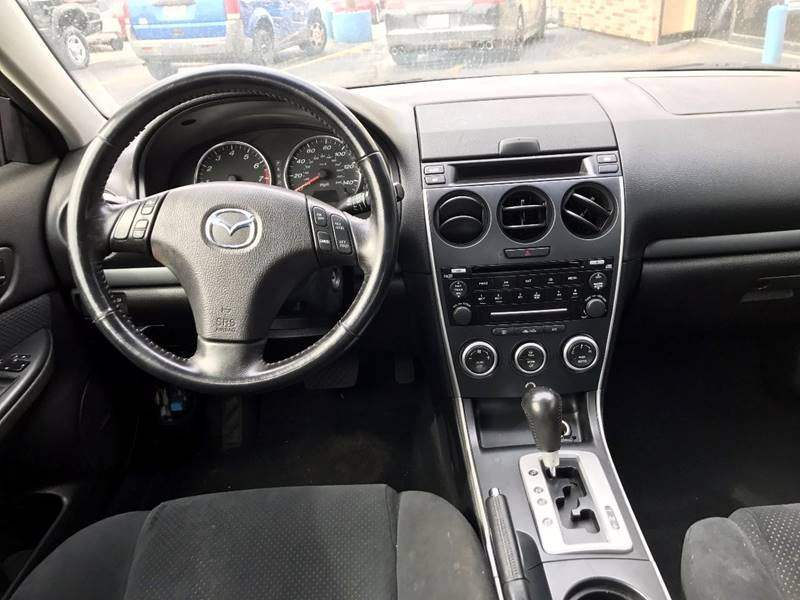 2006 Mazda MAZDA6 for sale at TRADEWINDS MOTOR CENTER LLC in Cleveland OH