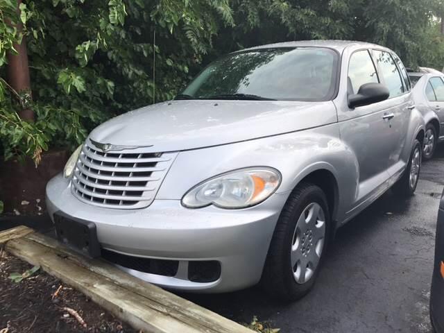 2008 Chrysler PT Cruiser for sale at TRADEWINDS MOTOR CENTER LLC in Cleveland OH