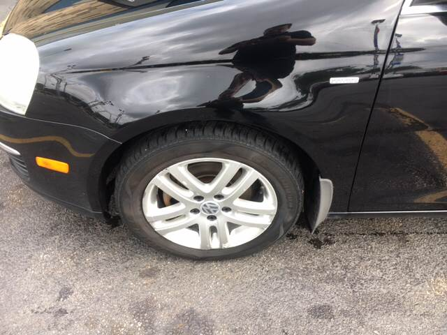 2007 Volkswagen Jetta for sale at TRADEWINDS MOTOR CENTER LLC in Cleveland OH