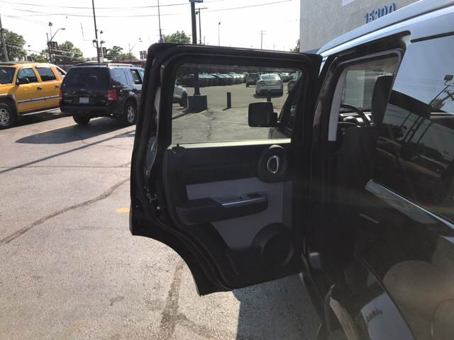 2007 Dodge Nitro for sale at TRADEWINDS MOTOR CENTER LLC in Cleveland OH