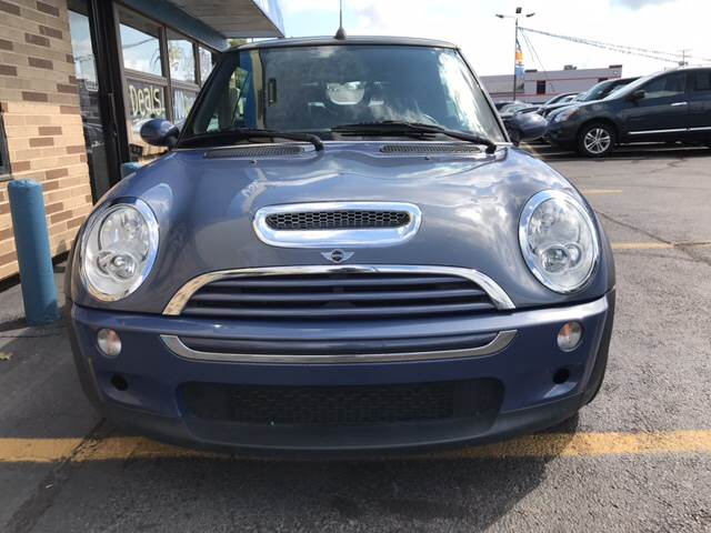 2005 MINI Cooper for sale at TRADEWINDS MOTOR CENTER LLC in Cleveland OH