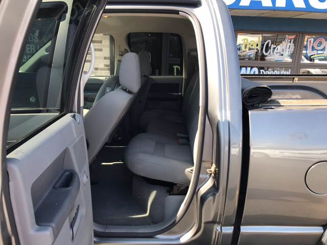 2006 Dodge Ram Pickup 1500 for sale at TRADEWINDS MOTOR CENTER LLC in Cleveland OH