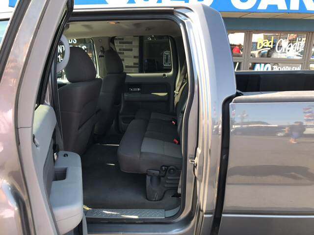 2006 Ford F-150 for sale at TRADEWINDS MOTOR CENTER LLC in Cleveland OH