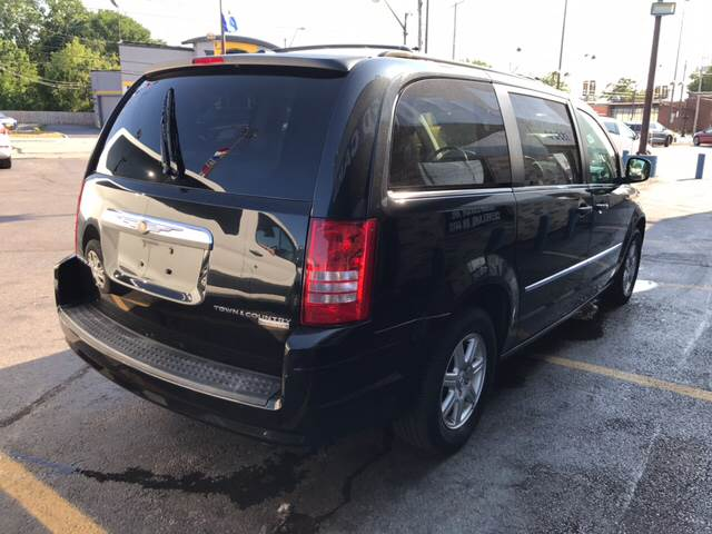 2010 Chrysler Town and Country for sale at TRADEWINDS MOTOR CENTER LLC in Cleveland OH