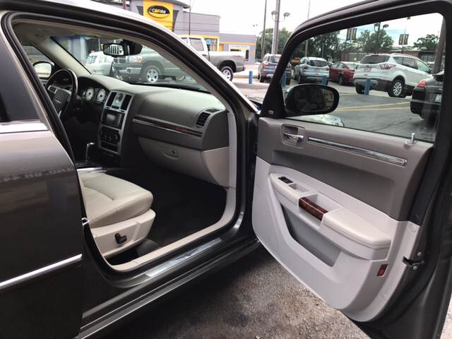 2008 Chrysler 300 for sale at TRADEWINDS MOTOR CENTER LLC in Cleveland OH