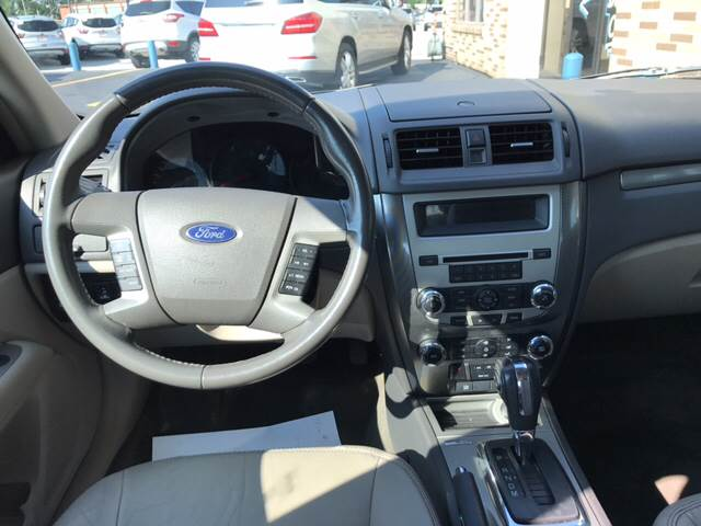 2011 Ford Fusion for sale at TRADEWINDS MOTOR CENTER LLC in Cleveland OH