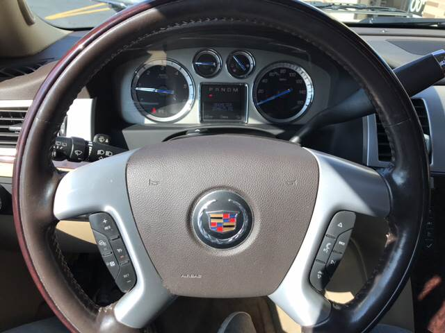 2011 Cadillac Escalade for sale at TRADEWINDS MOTOR CENTER LLC in Cleveland OH