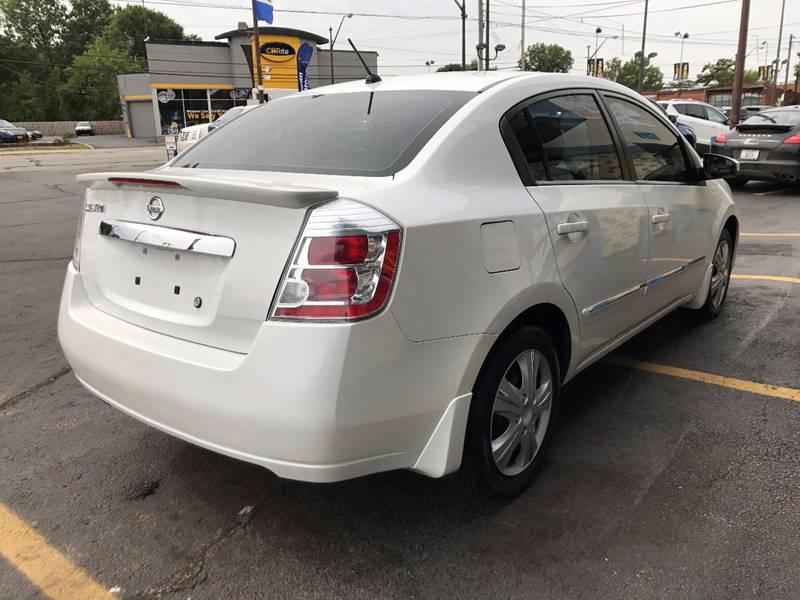 2011 Nissan Sentra for sale at TRADEWINDS MOTOR CENTER LLC in Cleveland OH