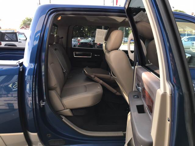 2010 Dodge Ram Pickup 1500 for sale at TRADEWINDS MOTOR CENTER LLC in Cleveland OH