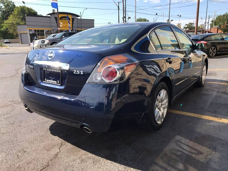 2010 Nissan Altima for sale at TRADEWINDS MOTOR CENTER LLC in Cleveland OH