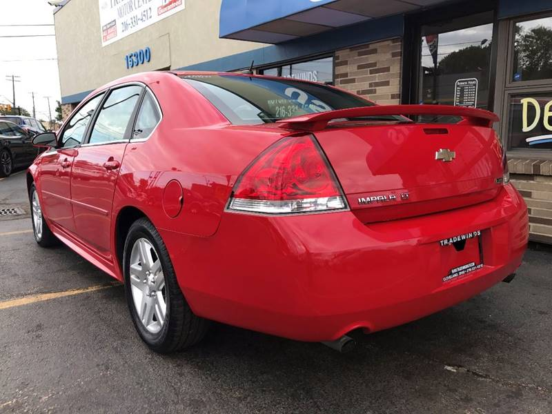 2013 Chevrolet Impala for sale at TRADEWINDS MOTOR CENTER LLC in Cleveland OH