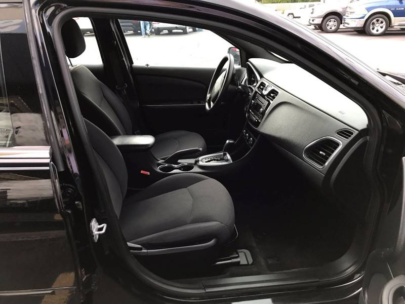 2012 Chrysler 200 for sale at TRADEWINDS MOTOR CENTER LLC in Cleveland OH