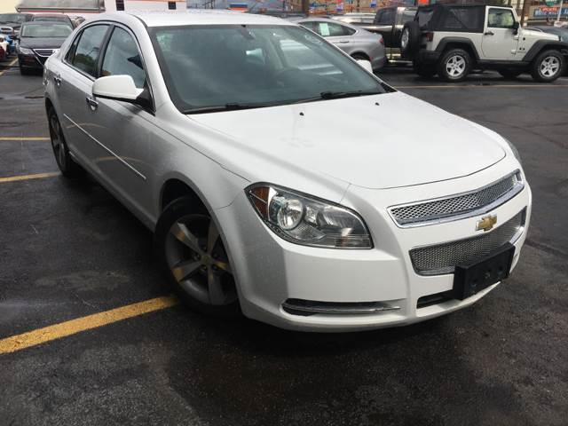 2012 Chevrolet Malibu for sale at TRADEWINDS MOTOR CENTER LLC in Cleveland OH