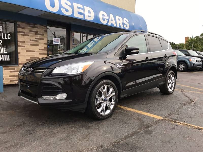 2013 Ford Escape for sale at TRADEWINDS MOTOR CENTER LLC in Cleveland OH