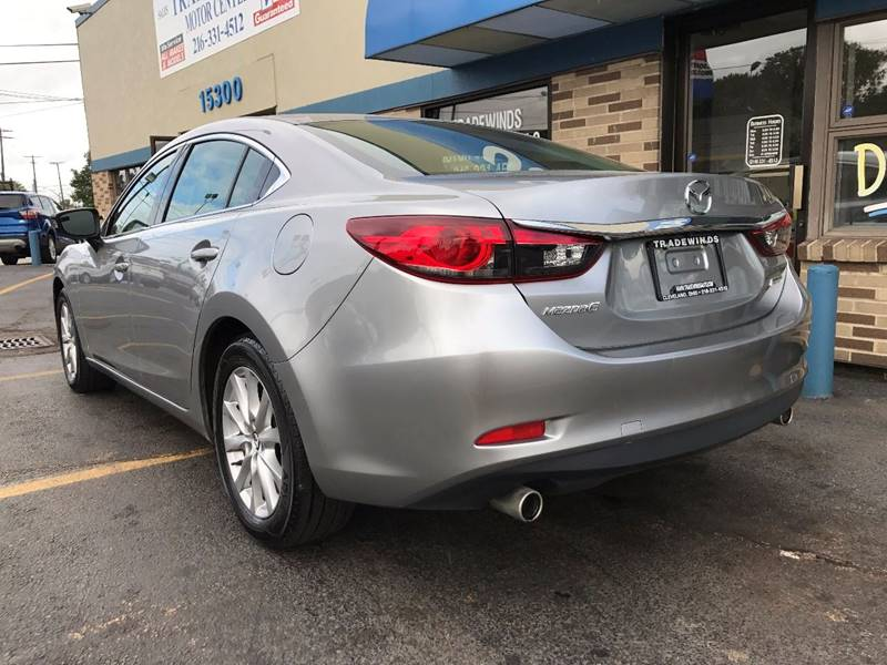 2015 Mazda MAZDA6 for sale at TRADEWINDS MOTOR CENTER LLC in Cleveland OH