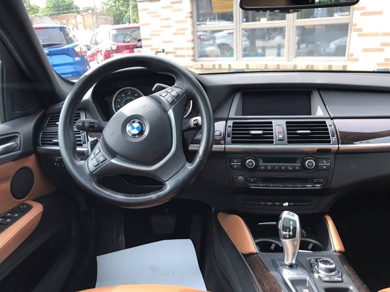 2013 BMW X6 for sale at TRADEWINDS MOTOR CENTER LLC in Cleveland OH
