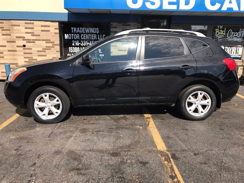 2008 Nissan Rogue for sale at TRADEWINDS MOTOR CENTER LLC in Cleveland OH