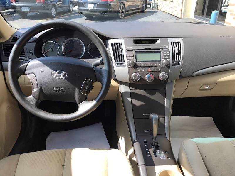 2009 Hyundai Sonata for sale at TRADEWINDS MOTOR CENTER LLC in Cleveland OH