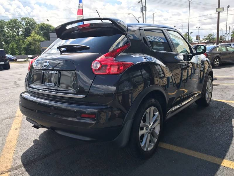 2011 Nissan JUKE for sale at TRADEWINDS MOTOR CENTER LLC in Cleveland OH