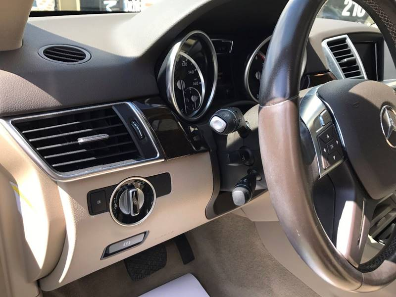 2014 Mercedes-Benz M-Class for sale at TRADEWINDS MOTOR CENTER LLC in Cleveland OH