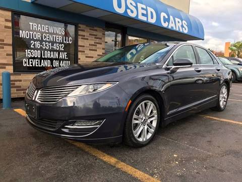 2014 Lincoln MKZ for sale in Cleveland, OH