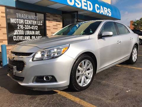 2014 Chevrolet Malibu for sale in Cleveland, OH