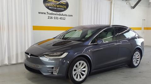 2017 Tesla Model X for sale in Cleveland, OH