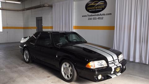 1993 Ford Mustang SVT Cobra for sale in Cleveland, OH