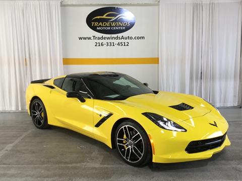 2017 Chevrolet Corvette for sale in Cleveland, OH
