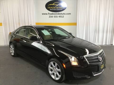 2013 Cadillac ATS 2.0T for sale at Cleveland Auto Loan DBA: Tradewinds Motors LLC in Cleveland OH