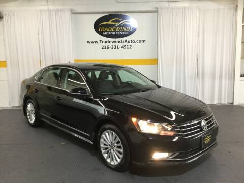 2016 Volkswagen Passat for sale at Cleveland Auto Loan DBA: Tradewinds Motors LLC in Cleveland OH